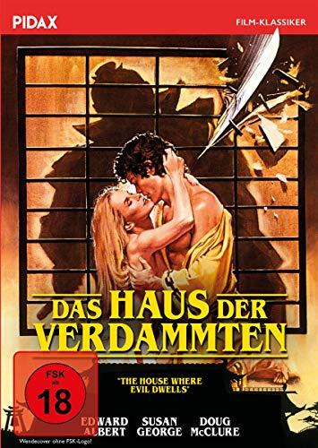 Das Haus der Verdammten (The House Where Evil Dwells) / Exotische Gänsehautgeschichte mit 80er-Jahre-Gruselstimmung (Pidax Film-Klassiker)
