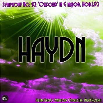 Haydn: Symphony No. 92 'Oxford' in G major, Hob.I:92