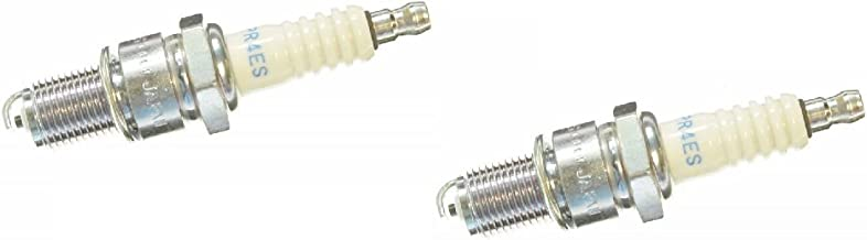 2 Pack NGK Spark Plug NGK BPR4ES Kawasaki 6578 Toro: 92070-7004 Arien (9873)
