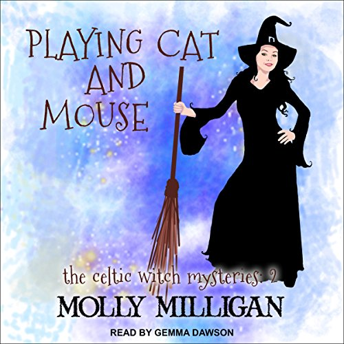 Playing Cat and Mouse audiobook cover art