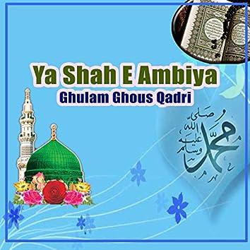 Ya Shah E Ambiya