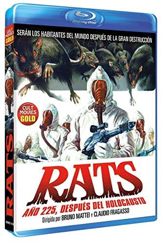 Rats: Año 225, después del holocausto [Blu-ray]