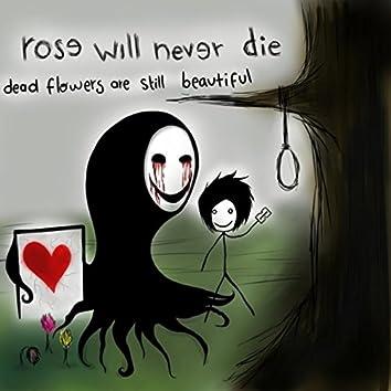 dead flowers are still beautiful