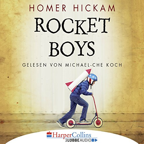 Rocket Boys                   By:                                                                                                                                 Homer Hickam                               Narrated by:                                                                                                                                 Michael-Che Koch                      Length: 7 hrs and 53 mins     Not rated yet     Overall 0.0