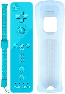 comprar comparacion COOLEAD Motion Plus Mando a Distancia para Wii y Wii u Remoto Motion Plus Controller para Wii y Wii U Controlador de Juego...