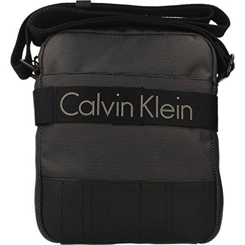 Handtaschen Herren, color Schwarz , marca CALVIN KLEIN, modelo Handtaschen Herren CALVIN KLEIN MADOX REPORTER Schwarz
