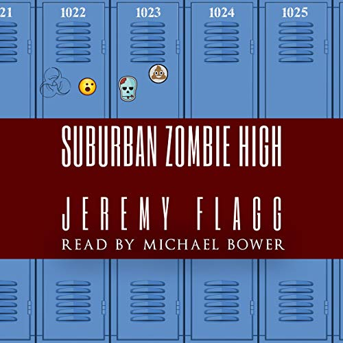 Suburban Zombie High cover art