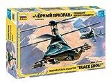 Zvezda Z7232 Kamov Ka-58 - Maqueta de helicóptero (Escala 1:72)
