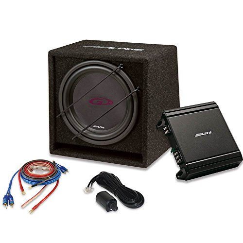 Alpine Electronics 1291274 Subwoofer