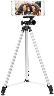 Soporte de sobremesa de 1,5 m, la cámara del teléfono móvil proyector de trípode de aluminio - Concierto Titular de teléfo...