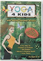 Yoga 4 Kids DVD