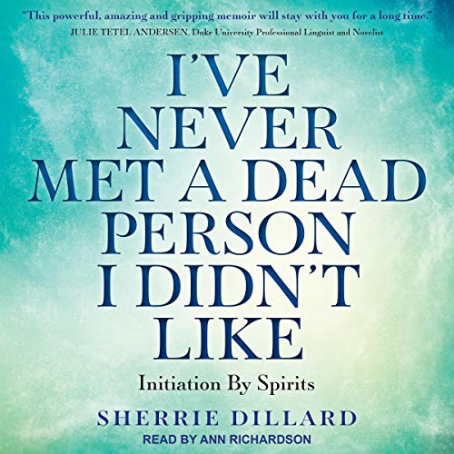 I've Never Met a Dead Person I Didn't Like cover art