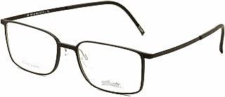 Eyeglasses Silhouette Urban LITE Full Rim 2884 6054 black 54/19/155 3 piece fram