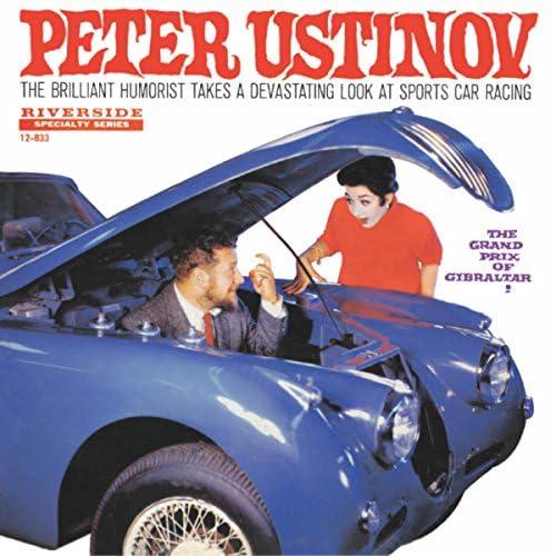 ピーター・ユスティノフ