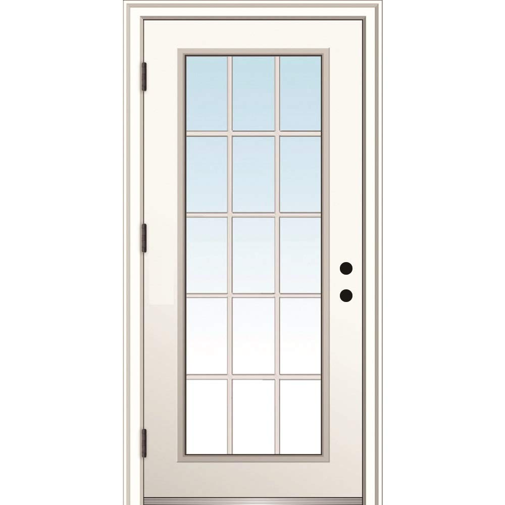 National Surprise price Door Company Dallas Mall ZZ364605R Steel Outswi Primed Hand Right