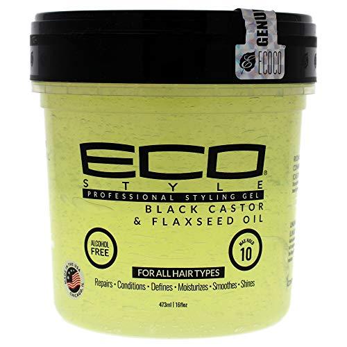 Eco Styler Eco Styler Styling Gel Black Castor 16Oz/473 ml 473 ml