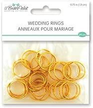 Multicraft Imports Wedding Rings 3/4