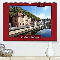 Calw erleben (Premium, hochwertiger DIN A2 Wandkalender 2022, Kunstdruck in Hochglanz): Spaziergang durch die Hermann-Hesse-Stadt - mit PLANER-Funktion (Geburtstagskalender, 14 Seiten )