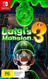 Luigis Mansion 3 - Nintendo Switch (B07SZ13P63) | Amazon price tracker / tracking, Amazon price history charts, Amazon price watches, Amazon price drop alerts