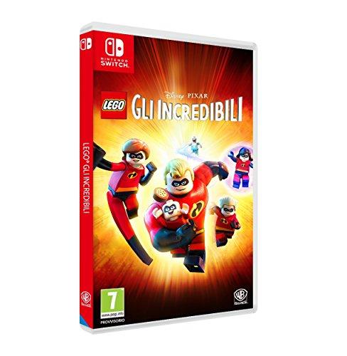 Switch Lego Gli Incredibili - Nintendo Switch