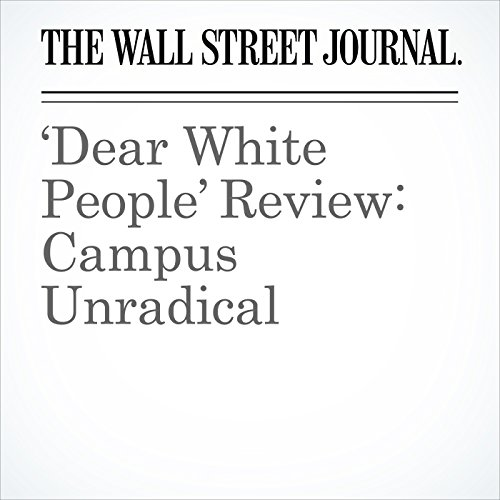 'Dear White People' Review: Campus Unradical copertina