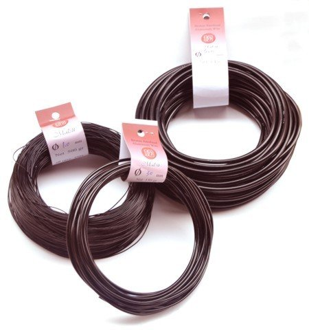 Ryuga Bonsai Training Wire 6.0mm 500g