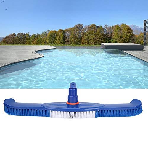 Raguso Piscina succión alta eficiencia piscina succión cabeza resistente para azulejos y pisos piscina limpieza cepillo