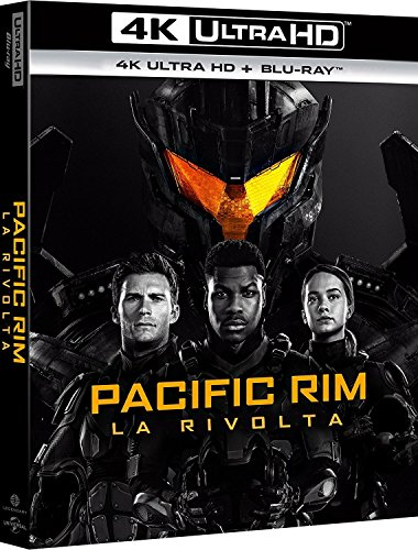 Pacific Rim - La Rivolta (4K+Br)