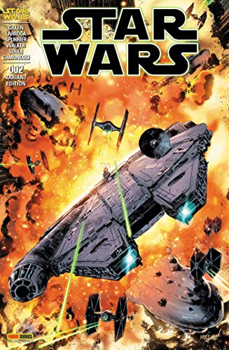 Star Wars n°2 (couverture 2/2)