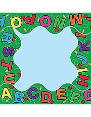 Sona Edons Decorative Borders for Bulletin Board, Black Board, Windows Multicolour (Set of 6)