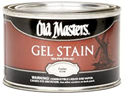 Old Masters 81308 Gel Stain Review
