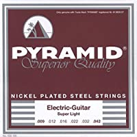 PYRAMID STRINGS EG NPS 009-042 エレキギター弦