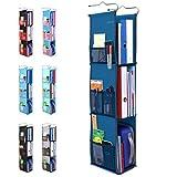 3 Shelf Hanging Locker Organizer – Upgraded | LockerMax by Abra Company |