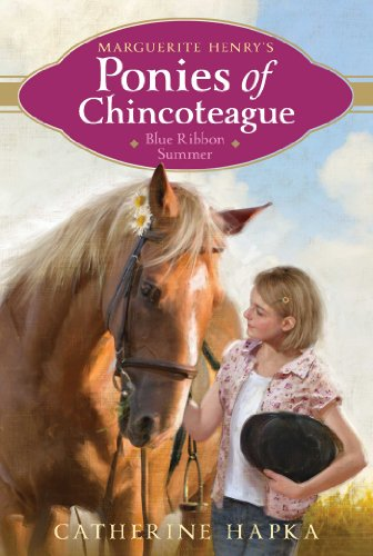 Blue Ribbon Summer (Marguerite Henry's Ponies of Chincoteague Book 2) (English Edition)