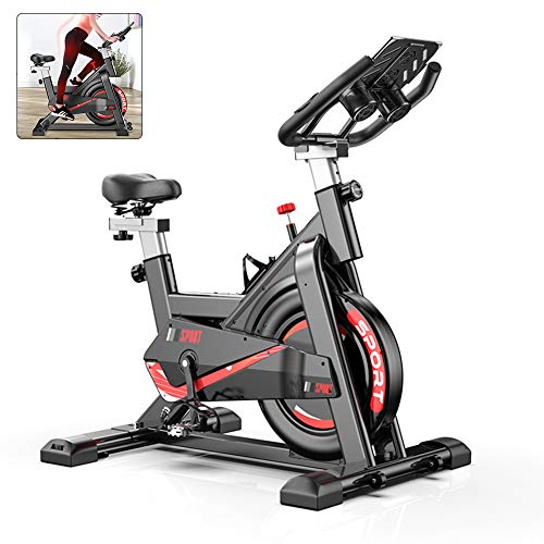 DNNAL Heimtrainer Cardio Training Fahrrad Fahrradtrainer Home Fitnessgeräte Mute Indoor Heimtrainer