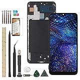 RongZy Pantalla LCD para Samsung Galaxy A70 A705 A705F SM-A705MN (Incluye Pantalla y Digitalizador de Pantalla Táctil Compatible con Galaxy A70S A707 con Herramientas), Color Negro