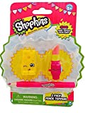 Shopkins 2 Pack Pencil Toppers Chee Zee and Lippy Lips with Pencil
