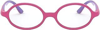 Ray-Ban Kids' Ry1545 Oval Prescription Eyewear Frames