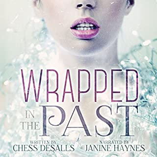 Wrapped in the Past audiobook cover art