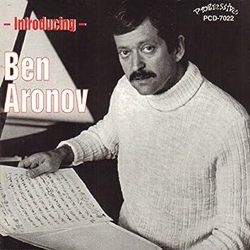 Introducing Ben Aronov