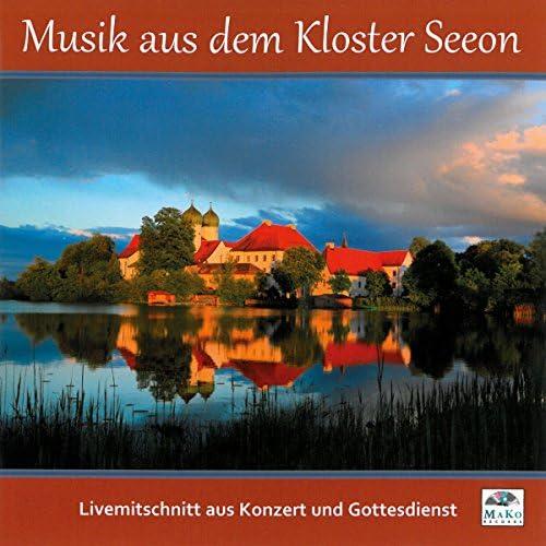 "Chorgemeinschaft Seeon, Orchester ""capella cantabile"", Heidelinde Schmid (Sopran), Barbara Schreiner (Alt), Thomas Hermann (Tenor), Bernhard Forster (Bass), Thomas Hartmann (Truhenorgel), Andrea Wittmann (Orgel)"
