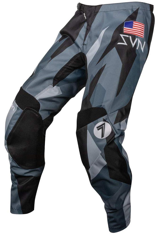 Seven Annex Raider Men's Off-Road Motorcycle Pants - Black / 34