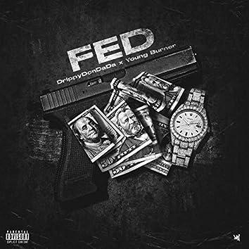 FED (feat. DrippyDonDaDa)
