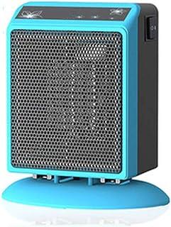 AZBYC Mini Calefactor Eléctrico, 400/ 900W, PTC Calentador Eléctrico, Potencia Ajustable