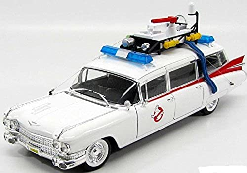 Hotwheels Heritage 1  18 ostbusters ECTO 1 to spritzgu dell