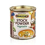 Massel, Brodo in Polvere - Senza MSG, Senza Glutine, Aroma Vegetale - 168 g, Confezione da...