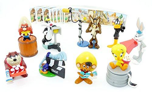 Kinder Überraschung Looney Tunes Cinema von 2002 mit Beipackzettel (Ü-Eier Figuren)