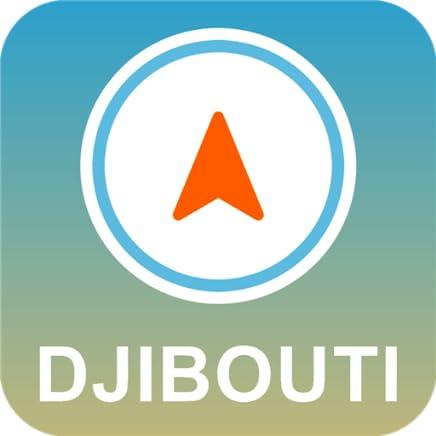 Djibouti GPS Off-line