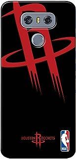 Capa de Celular NBA - LG G6 H870 - Houston Rockets - NBAD11