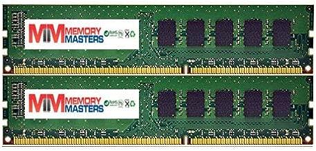 MemoryMasters New! 8GB 2x4GB ECC UB PC3-12800 DDR3-1600 Memory for ASUS RS Server RS926-E7/RS8